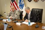 Secretary of the Army John McHugh Feb. 4, 2013, directed that programs from...