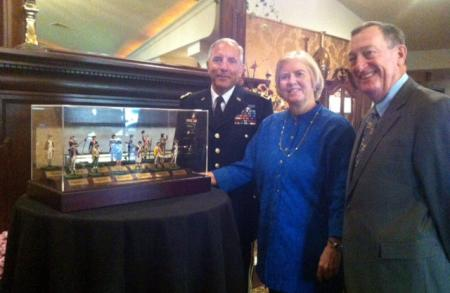 Miller Receives Harry S. Truman Award for Distinguished Service in Support of National Defense feature image