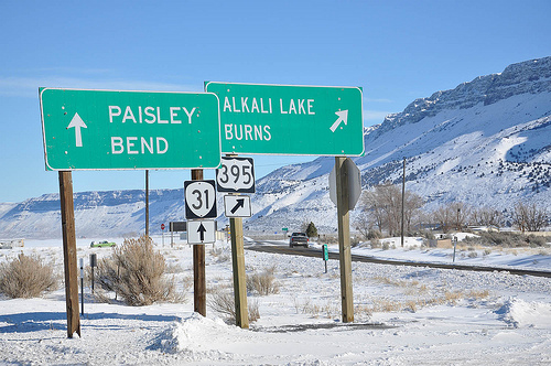 Even in the most remote corners of America's countryside, USDA leaves a gentle, but lasting footprint as a champion of locally led, place-based rural economic and community development. You just have to know what you're looking for. USDA photo.