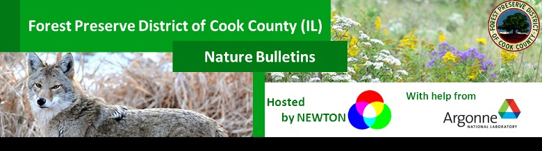 Forest Preserve District of Cook County, Illinois Nature Bulletins