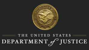 The United States Department of Justice Seal