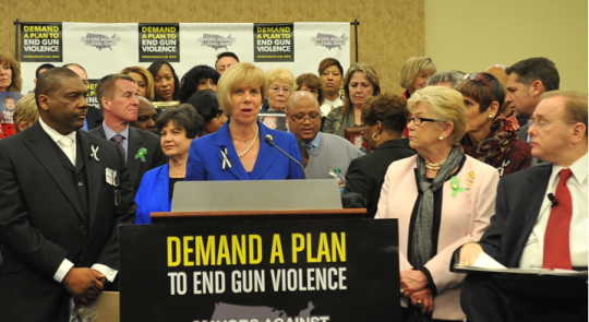 Congresswoman Hahn and State of the Union Guest Call for Common Sense Solutions to Gun Violence   feature image