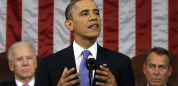 President Barack Obama's State of the Union Address