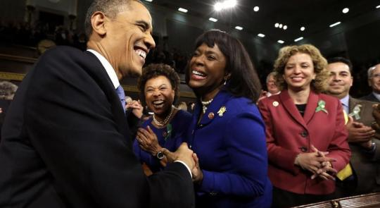 Congresswoman Sewell Attends State of the Union feature image