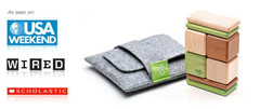 Tegu Pocket Pouch in Jungle (8pc)
