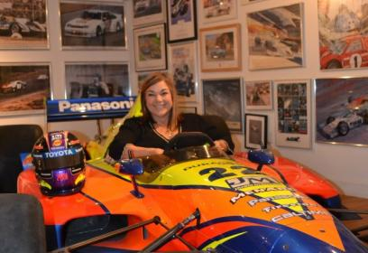 Sanchez Visits All-American Racers in Santa Ana feature image