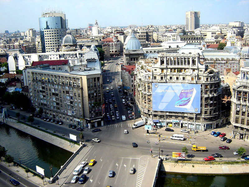 Bucharest Top Attractions