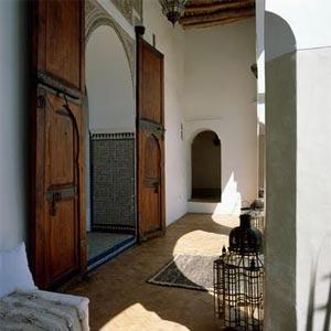 марокканский стиль архитектура 9