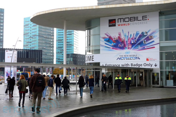 Liveblogging MWC here's when to catch the show's biggest launch events