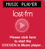 Please click here to open the Oxegen.ie Music player.