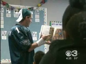 Brotherly Love: Eagles Bookmobile