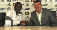 Ramires signs for Chelsea