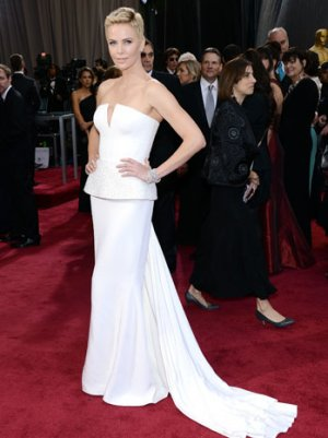 Oscars: Best Gowns
