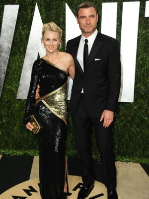 Vanity Fair Party: The Arrivals