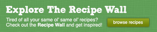 Go to the Recipe Wall