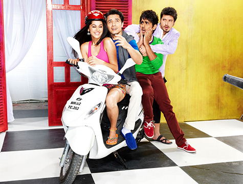 Early Morning Song from Chashme Baddoor Released!