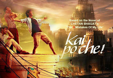 'Kai Po Che' Bags Rs.4.5 Crore On Day 1