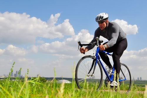 Cycling - via irishhealth.com