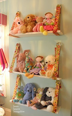Decoration and Organization in the Nursery