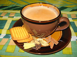 English: Masala Chai, Masala Tea, Spice Tea