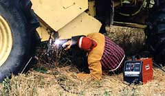 Welding and Farming