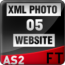 Free XML Photo Template 05