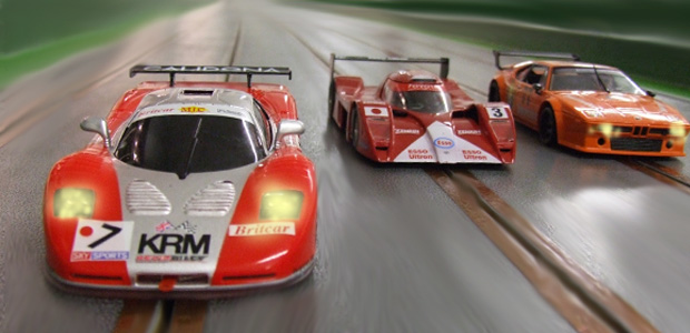 UK Slot Car Festival A fantastic 'hands on' family day out featuring Scalextric and more.Book your tickets on-line!