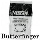 Cappuccino Butterfinger | Nescafe