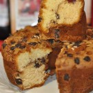 Miss Ellie's Chocolate Chip Coffee Cake   8 inch