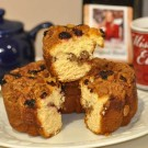 Miss Ellie's Cape Cod Cranberry Coffee Cake   8 inch