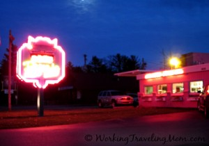 Don's Drive In in Traverse City, Michigan