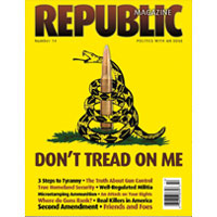Issue #14 Don't Tread On Me