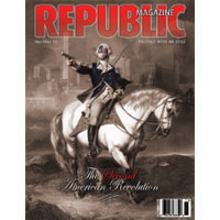 Issue #15 The Second American Revolution