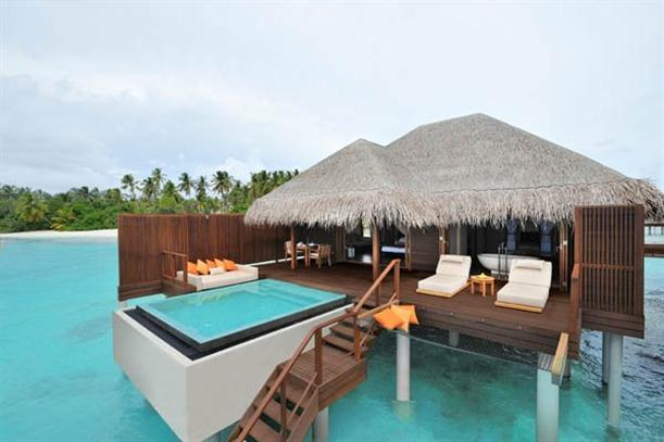 Villas Above the Sea Natural and Luxury - Rear look