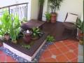 Green and Natural Terrace and balcony Garden Design Ideas