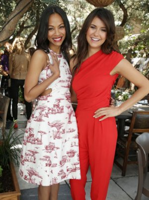 Inside THR and Jimmy Choo's Stylists Luncheon