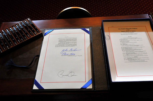 Leahy's Bipartisan Legislation To Support Victims of Domestic And Sexual Violence Signed Into Law