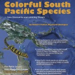 Colorful South Pacific Species – New Discoveries and Looming Threats – Free USGS Public Lecture December 13