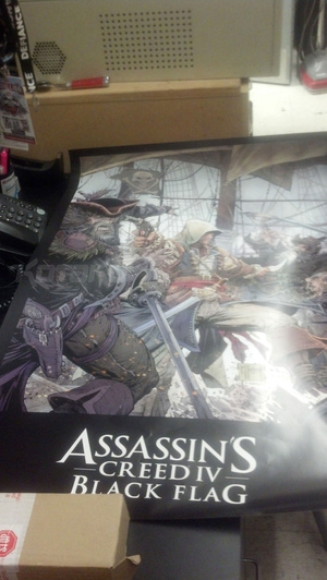Assassin's Creed IV Is All About Pirates, According To This Poster