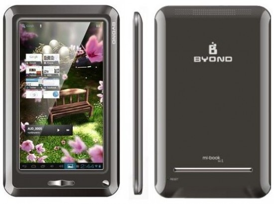 Byond Mi-book Mi3 Tablet
