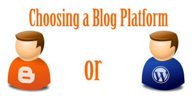 Wordpress Vs Blogger - Which One is better for your Blog