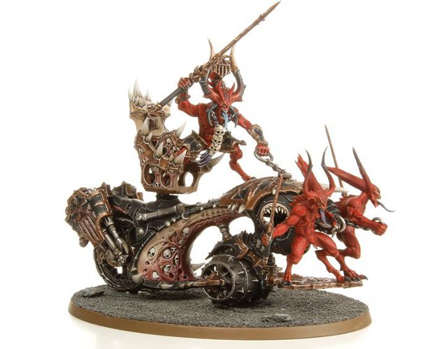Warhammer Blood Throne of Khorne