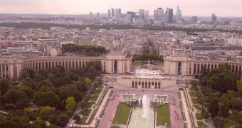 Air, River, and Land Tour of Paris