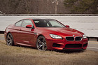 The new BMW M6 Coupe combines size, speed and luxury.