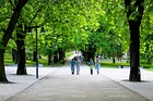 Here are the 10 best cities for retirees who want to take regular walks.