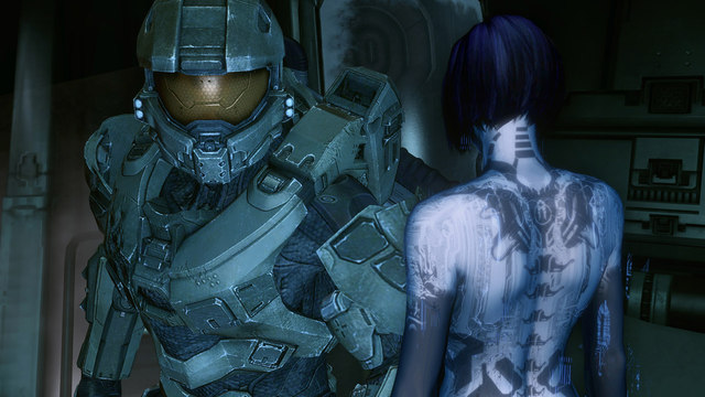343 was 'skeptical' about Chief-Cortana story in Halo 4 Thumbnail