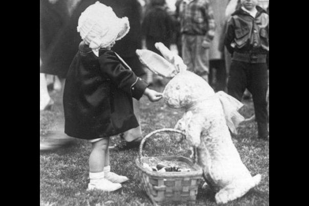 Easter Egg Roll 1929