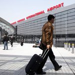 Airports in China Hew to Unswerving Flight Path