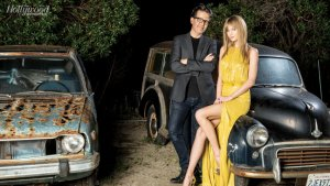 VIDEO: Behind the Scenes of THR's Stylists Iss...