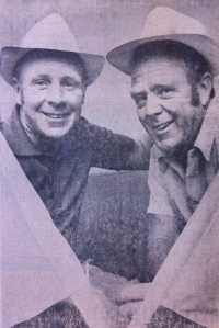 Reg and Keith Pawley
